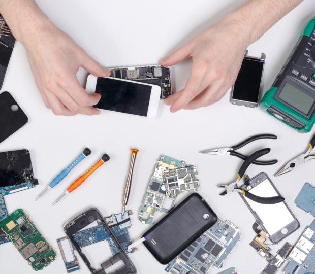 kassa till butik som reparerar mobiltelefoner